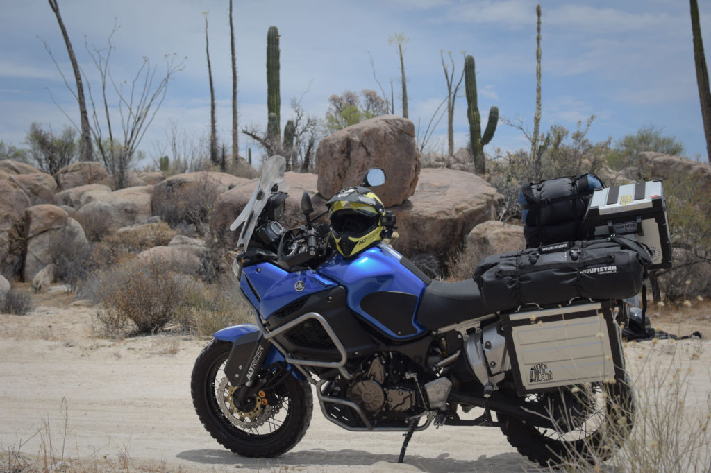 One Month One Ride : en Basse Californie du Nord