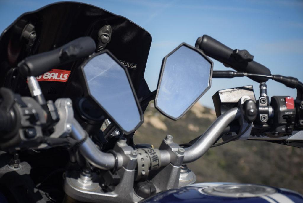 rétroviseurs moto pour off road