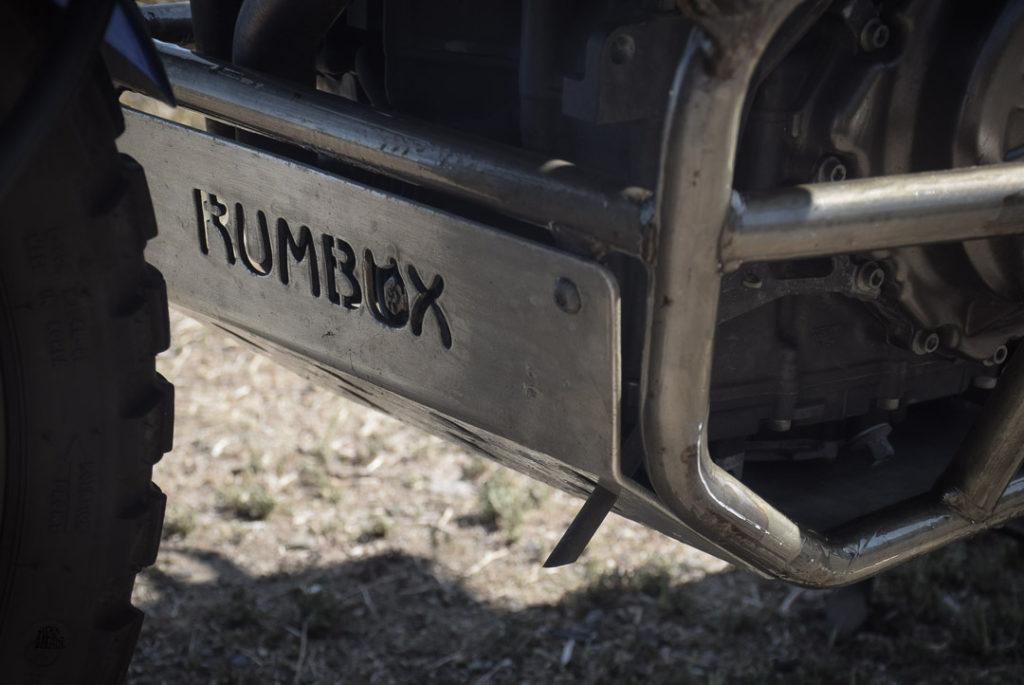 sabot moteur rumbox, onemonth.oneride
